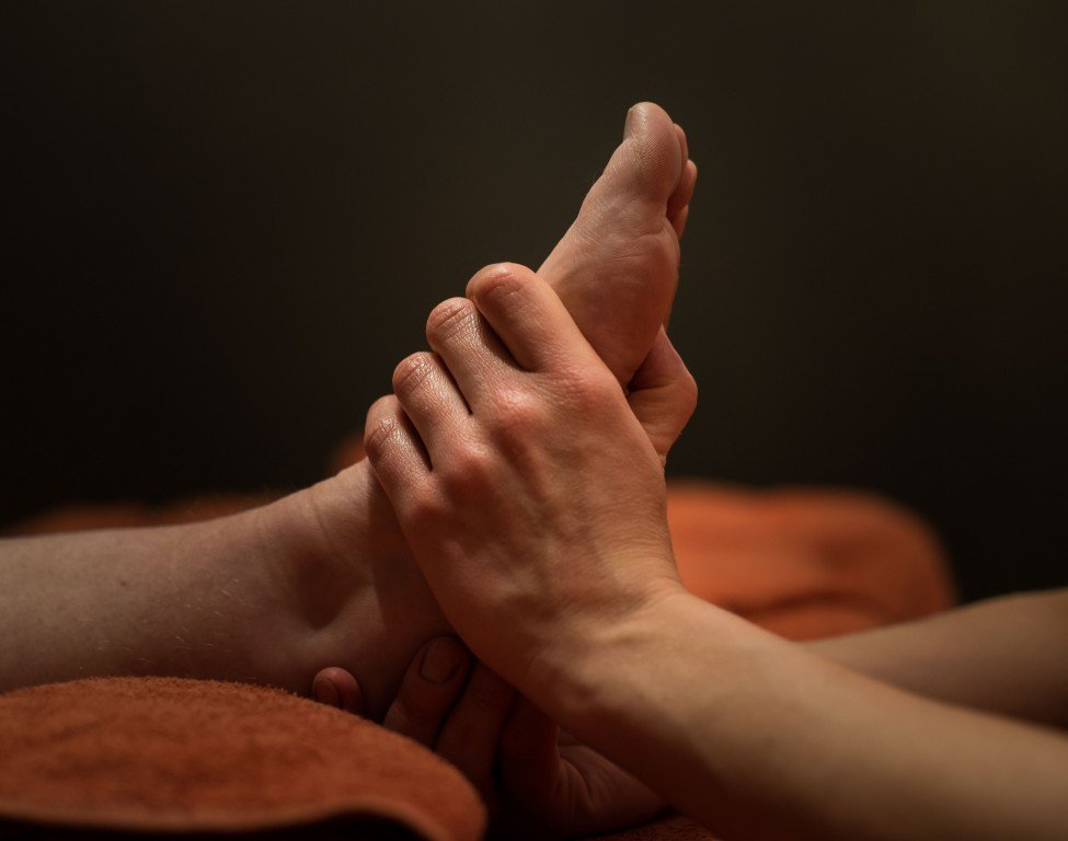 Image for Experience the healing benefits of Reflexology - 50% Off